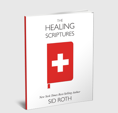 The Healing Scriptures by Sid Roth